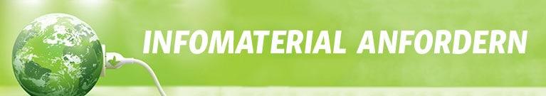 Infomaterial anfordern Banner - Energieberater