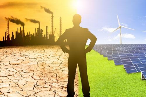 Fachkraft erneuerbare Energien