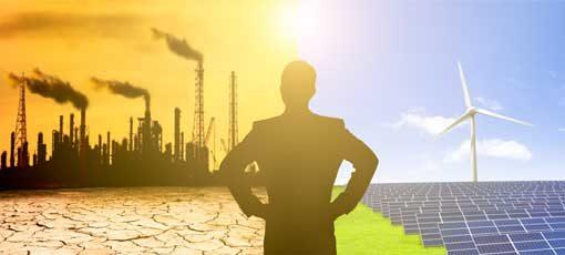 Das Fernstudium zur Fachkraft erneuerbare Energien